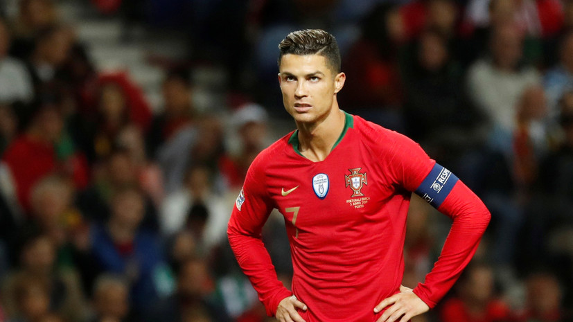 Роналду ответил, заслуживает ли он «Золотой мяч»