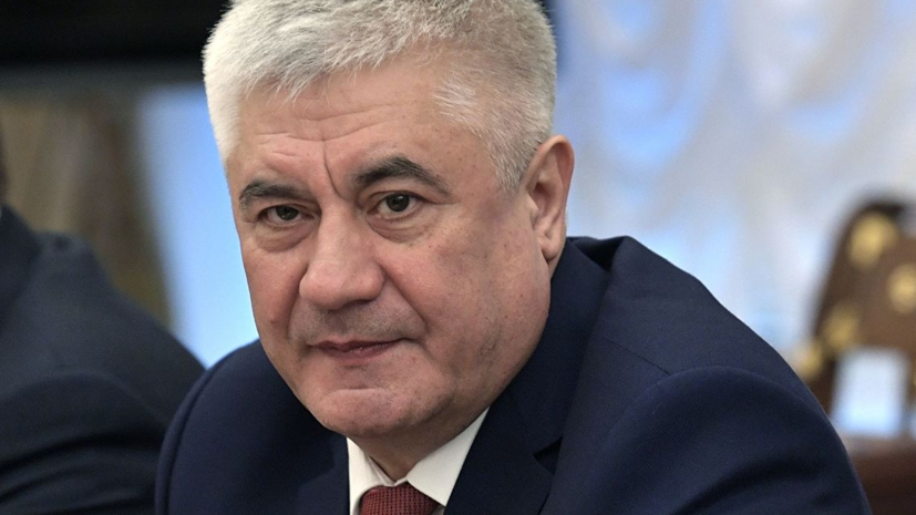 Глава МВД попросит Путина уволить двух генералов из-за дела Голунова