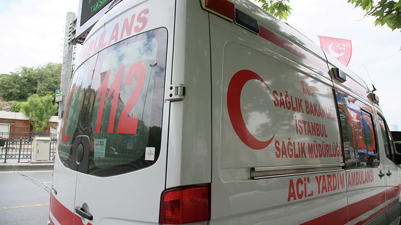 Двое россиян погибли в ДТП на юге Турции