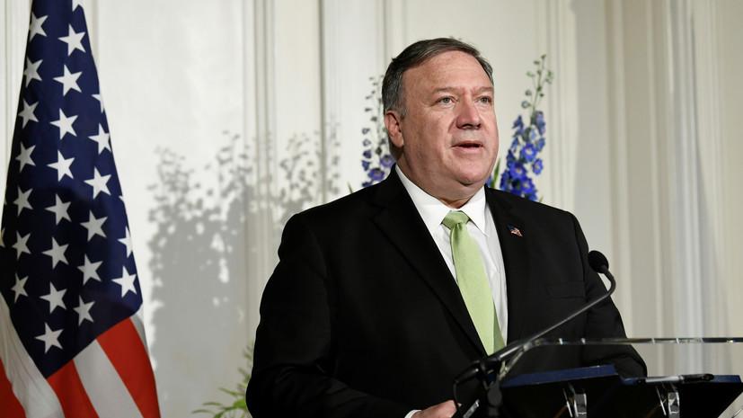 США продолжат поддерживать идею предоставления Грузии членства в НАТО