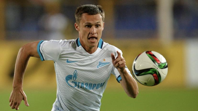 «Торпедо» объявило о трансферах Рязанцева и Лебеденко