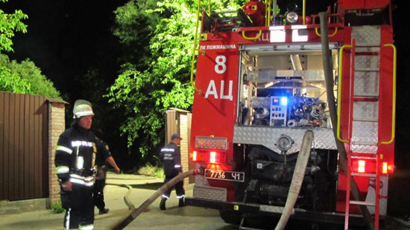 Число жертв пожара в психбольнице Одессы возросло до семи