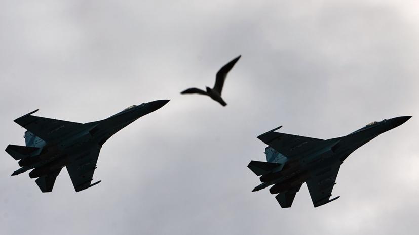 В ВКС не исключили, что военные лётчицы будут пилотировать истребители