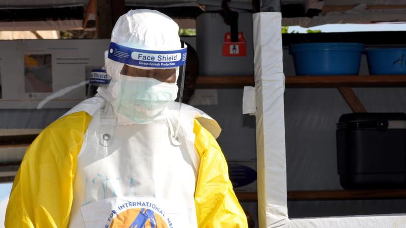 В Уганде зафиксирован первый случай смерти от вируса Эболы