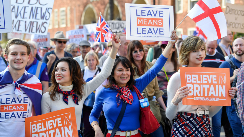 Цена «развода»: сможет ли следующий премьер Великобритании решить вопрос о брексите в пользу страны