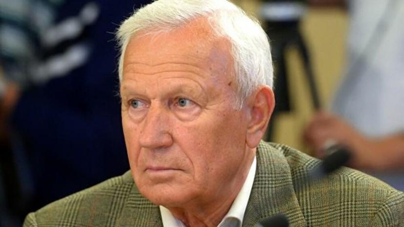 Колосков: Черчесов определит меру спортивного наказания Лунёва