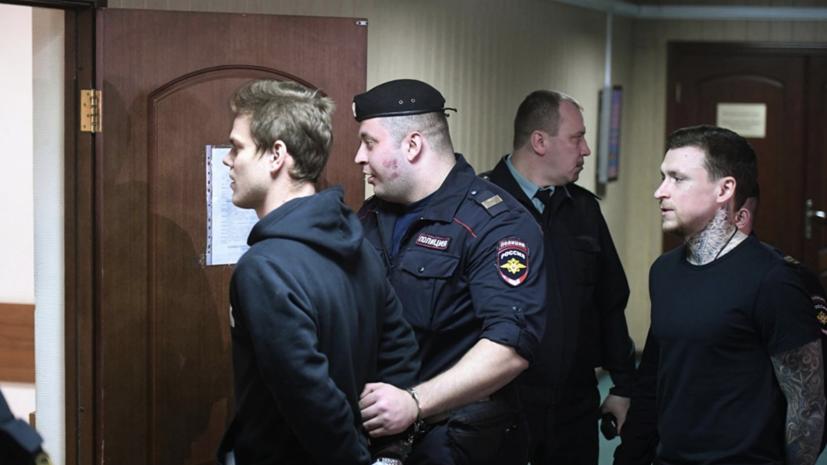 Кокорин и Мамаев не смогут выйти на свободу по УДО