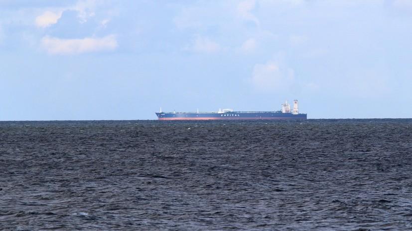 Иран спас всех моряков с танкеров в Оманском заливе