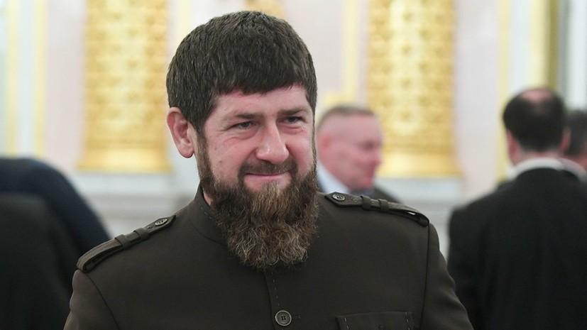 Кадыров прокомментировал ЧП с танкерами в Оманском заливе