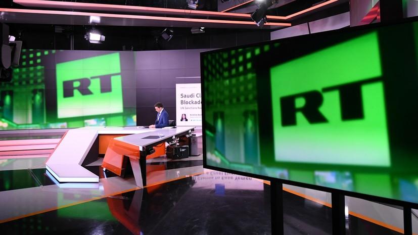 RT America завоевал золото Promax Awards 2019
