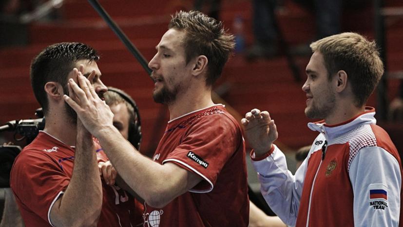 Российские гандболисты обеспечили себе участие в финальной части ЧЕ-2020