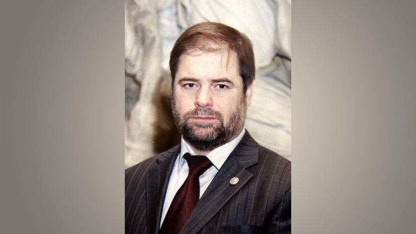 Умер скульптор Александр Пальмин