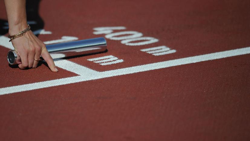 IAAF отстранила легкоатлета Денмухаметова по подозрению в нарушении антидопинговых правил