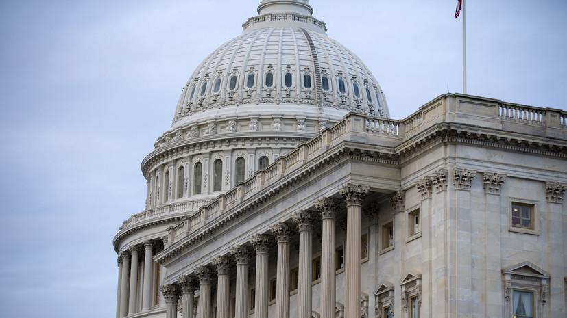 """В конгресс США внесли законопроект о """"сдерживании"""" России в Прибалтике"""