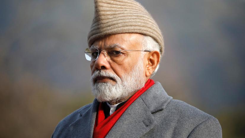 Премьер Индии посетит Белоруссию