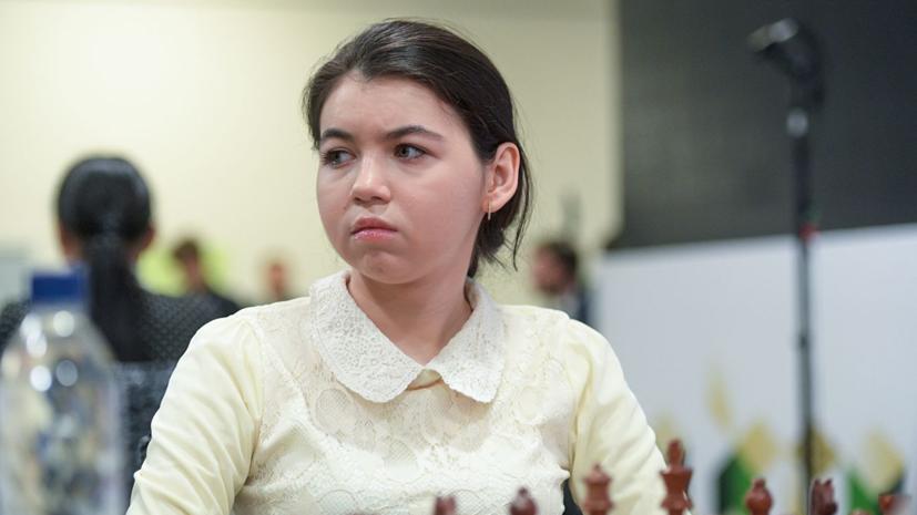 Шахматистка Горячкина выиграла турнир претенденток на титул чемпионки мира