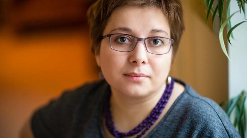 Анна Федермессер сняла свою кандидатуру с выборов в Мосгордуму