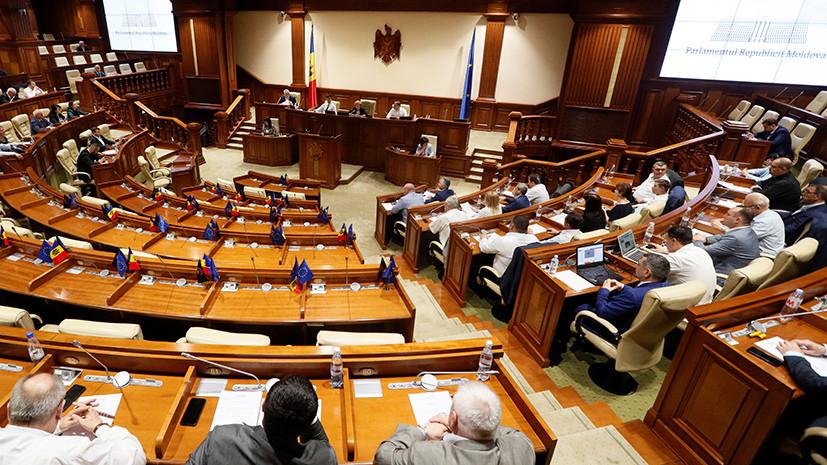 «Политический кризис преодолён»: КС Молдавии отменил решение о роспуске парламента