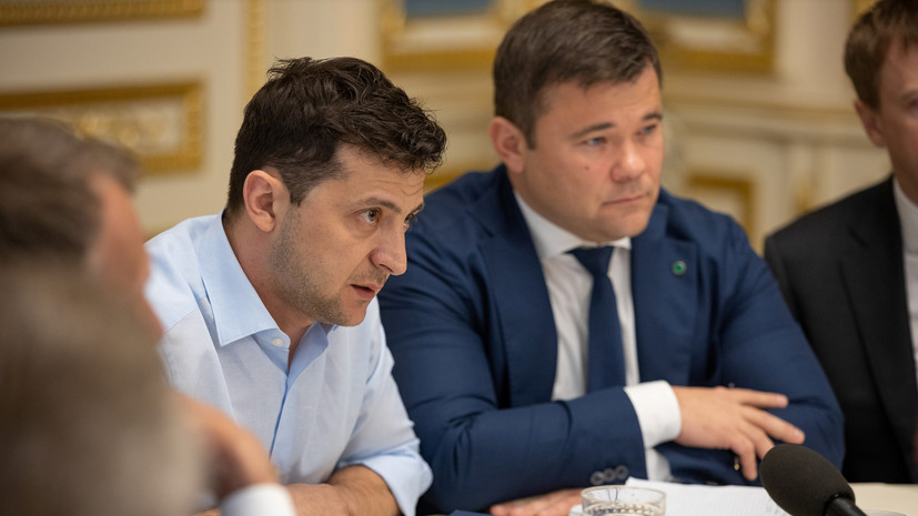 Зеленский назначил врио глав Одесской и Полтавской областей