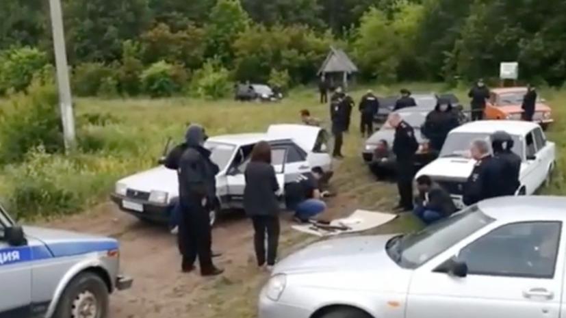 В Чемодановке после массовой драки создадут отделение полиции