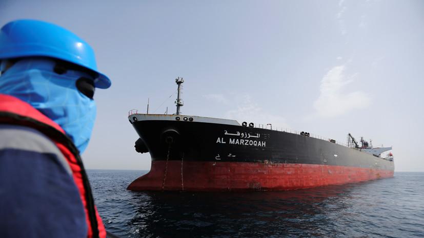 В ОАЭ не уверены в причастности конкретной страны к ЧП с танкерами