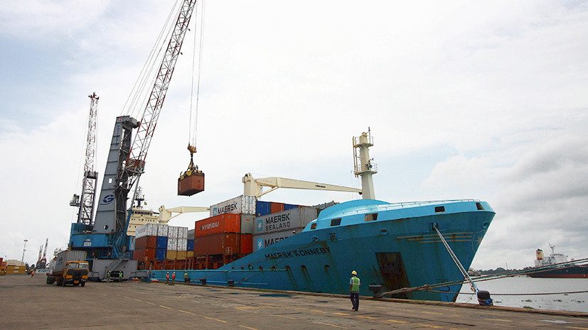 28 позиций: Индия вводит пошлины на американские товары