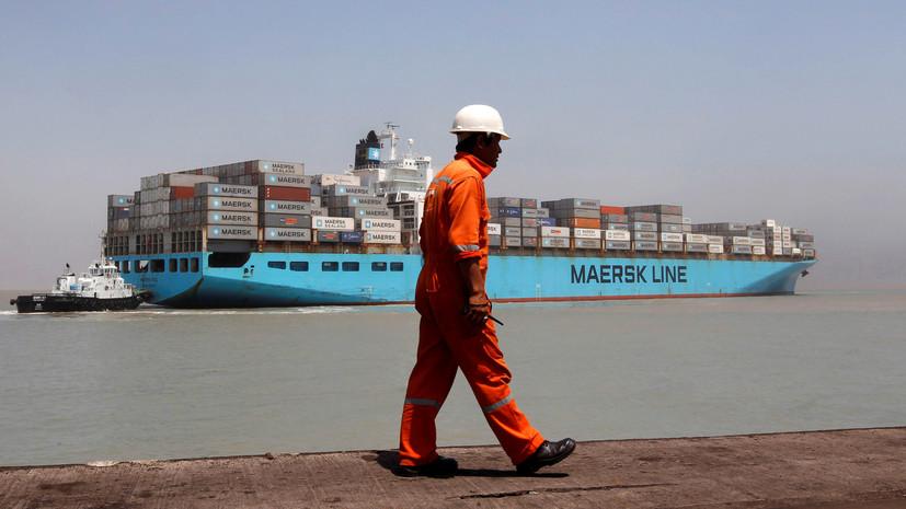 Индия введёт пошлины на ряд товаров из США