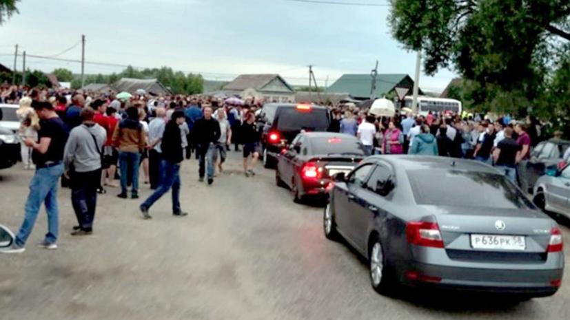 Губернатор Пензенской области пообещал выплатить кредит погибшего в массовой драке
