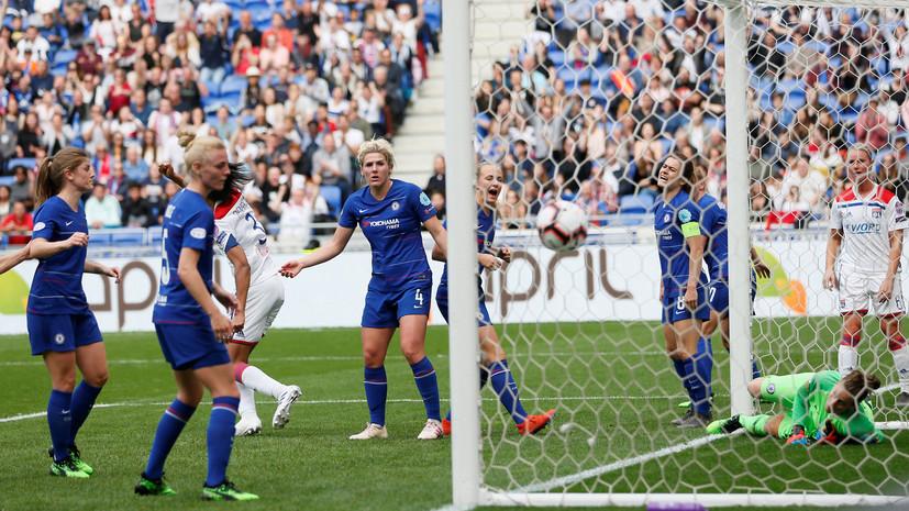 Тренер «Челси» рассказала, почему стоит уменьшить размер ворот в женском футболе