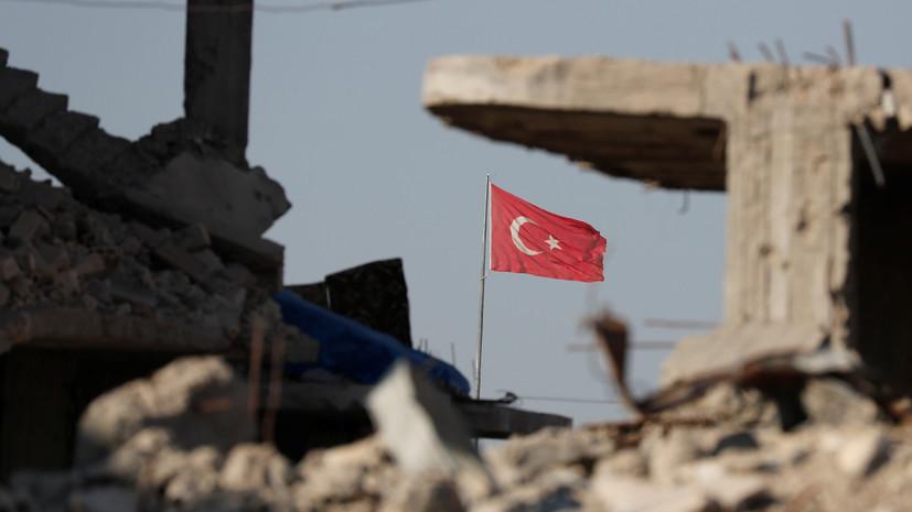 Наблюдательный пункт ВС Турции в Идлибе подвергся обстрелу