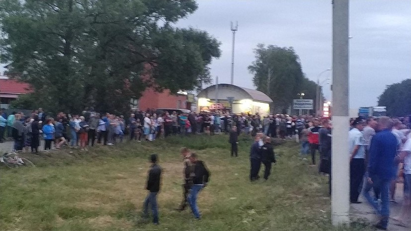 Полиция завела дело о поджоге из-за пожара в селе около Чемодановки