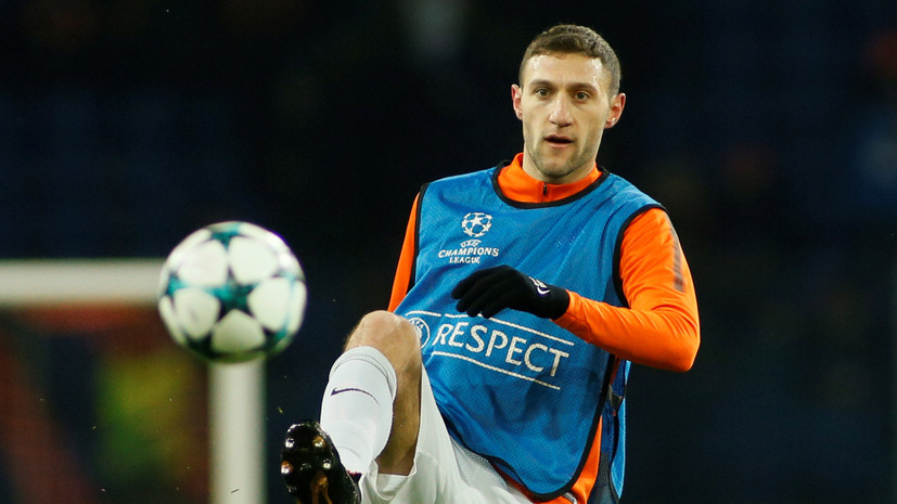 СМИ: «Динамо» может пополнить состав футболистом сборной Украины
