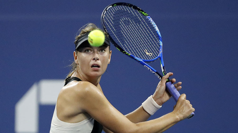 Стала известна соперница Шараповой на теннисном турнире Mallorca Open