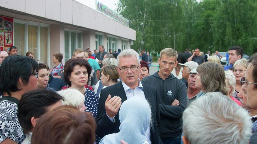 Глава Пензенской области раскритиковал фейки о драке в Чемодановке