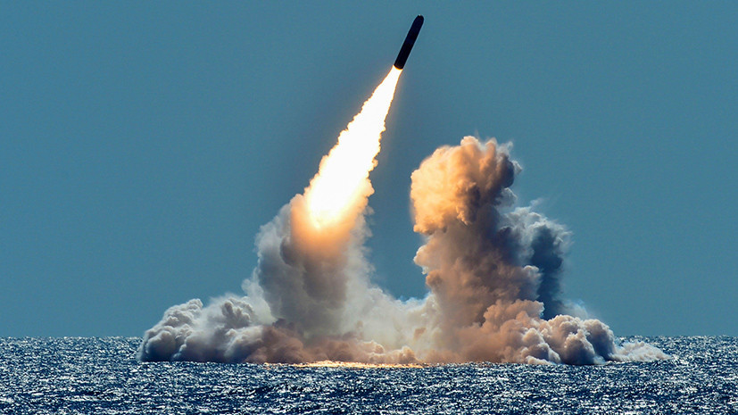 «Сократить отставание от России»: как ВМС США намерены модернизировать ядерное оружие