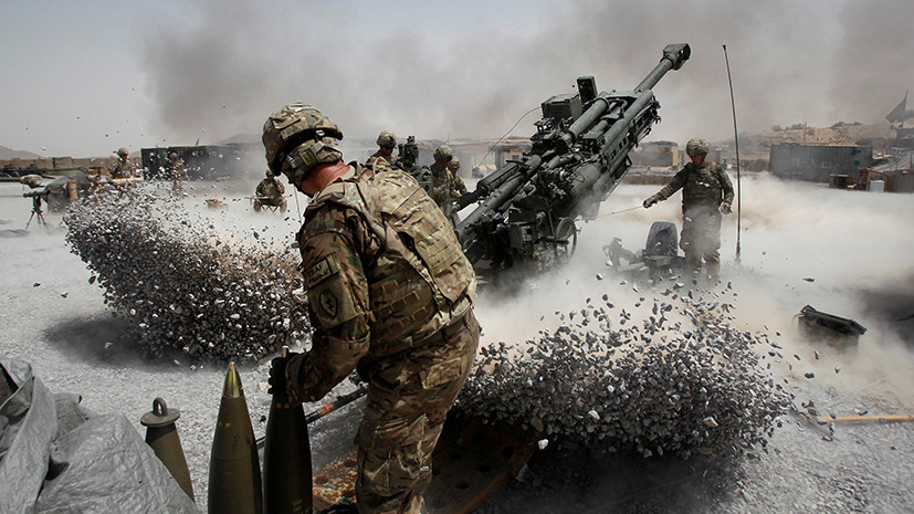 «Призывают к капитуляции»: Помпео допустил применение военной силы против Ирана