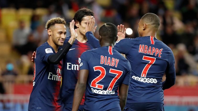 Президент ПСЖ заявил, что пересмотрит своё отношение к звёздным футболистам команды