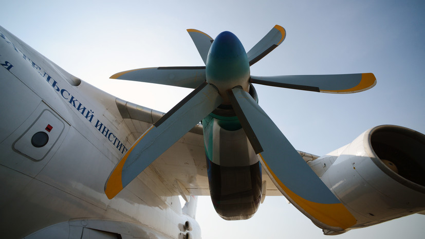В «МиГ» сообщили, когда запланирован первый полётИл-114-300