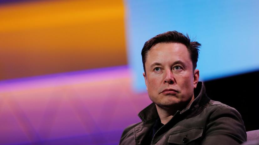 Илон Маск сообщил об удалении своего аккаунта в Twitter
