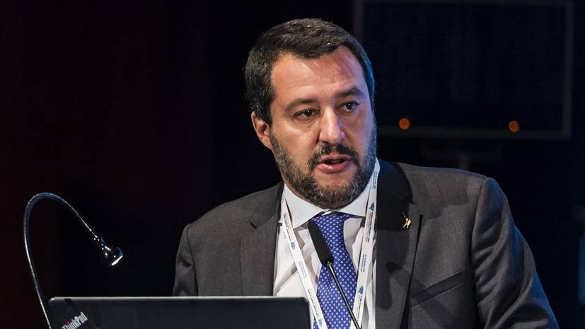 В Госдуме оценили призыв вице-премьера Италии к диалогу с Россией