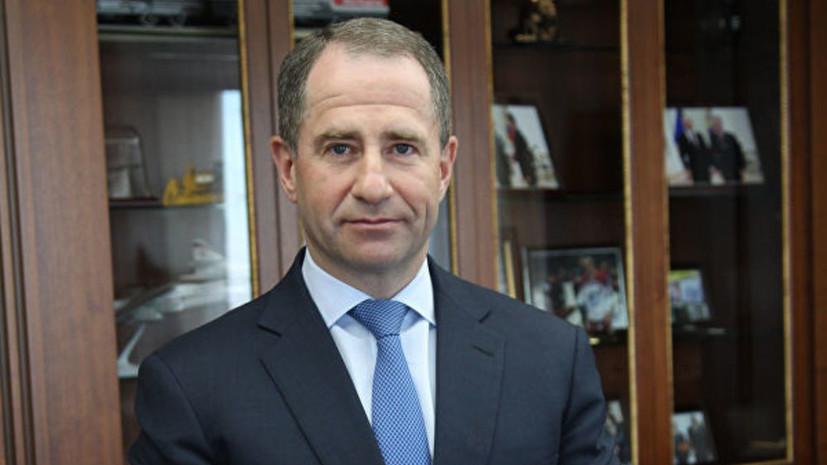 Бабич назначен заместителем главы Минэкономразвития