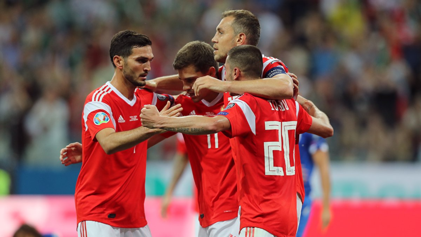 030394b79 The Russian national team will hold a qualifying match of Euro 2020 with  Scotland in