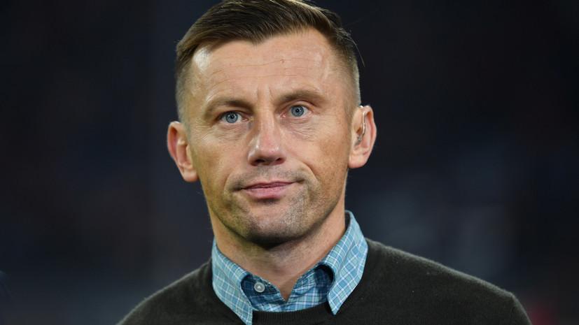 Олич заявил о готовности работать тренером в российском клубе