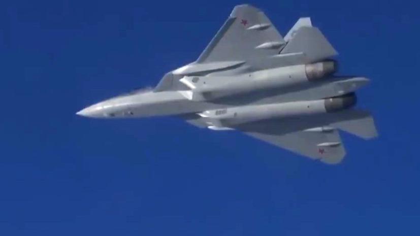 Эксперт оценил российские разработки в области истребителей пятого поколения