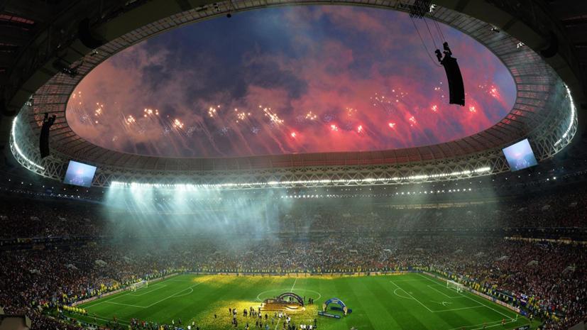 В «Лужниках» заверили, что проведение концертов не скажется на газоне перед матчем Россия — Шотландия