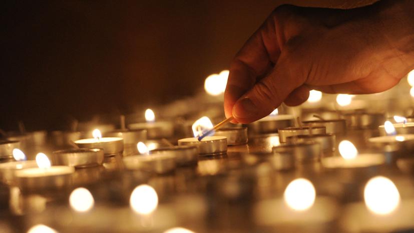 Ижевск примет участие в акции «Свеча памяти»