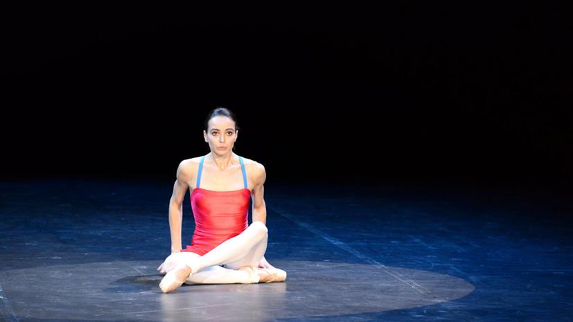 Диана Вишнёва представит спектакль «Сны Спящей красавицы» в Москве и Петербурге