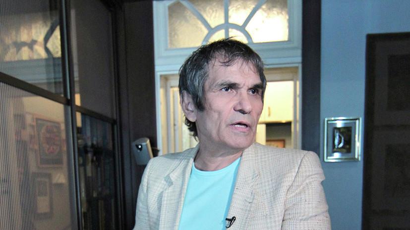 Сын Алибасова рассказал о планах по реабилитации отца