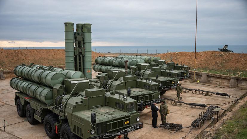 «Алмаз-Антей» рассказал о новой ракете для С-400