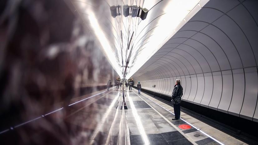 В Москве в метро запустят 39 новых поездов до конца года